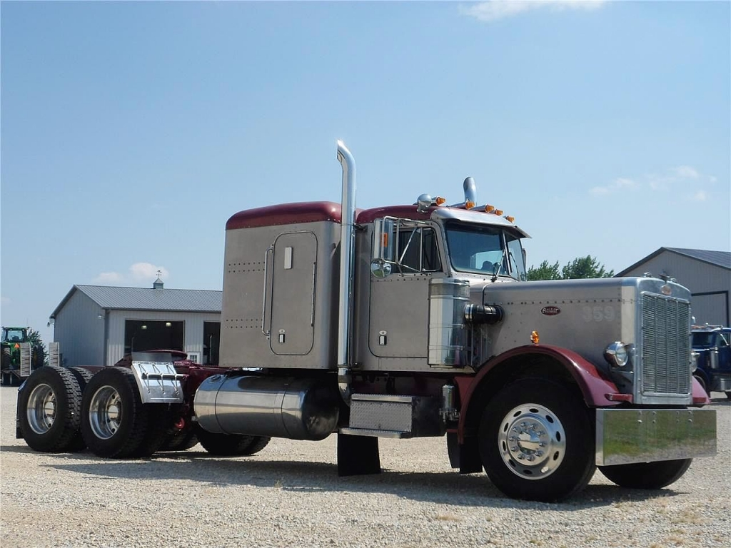 Peterbilt Paint Colors